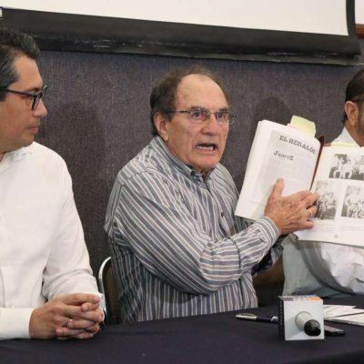 Donan a la Uady libros de la biblioteca personal de Felipe Carrillo Puerto