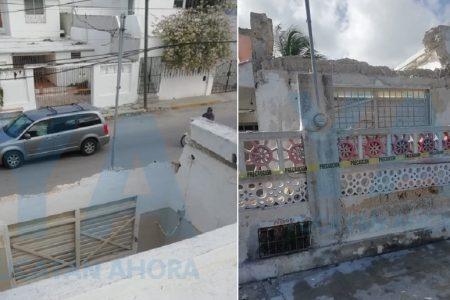 Nuevo derrumbe en Progreso a un año de la tragedia en el Mocambo