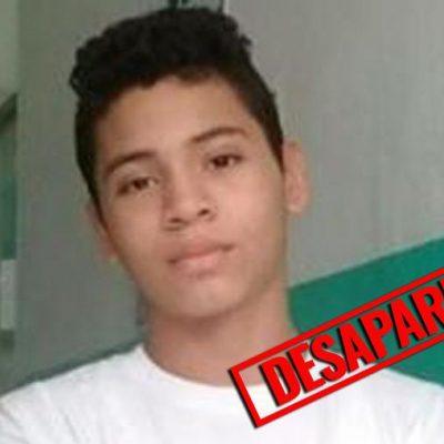Emiten Alerta Amber por la desaparición de menor de 15 años en el centro de Mérida