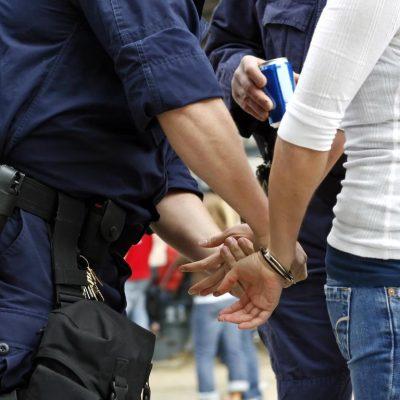 Empoderada: acuchilla a su marido porque quiso golpearla, en Ciudad Caucel