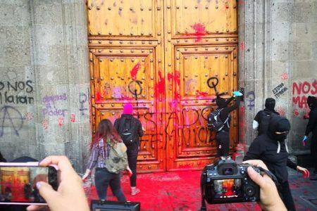 Protestan por violencia contra las mujeres y femicidio de Ingrid