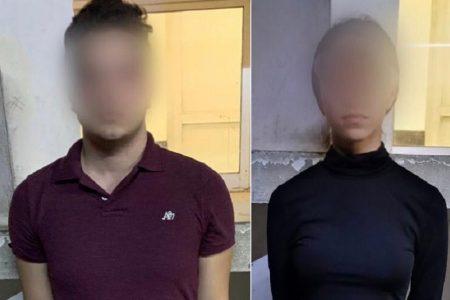 Vendían droga en pareja: los detienen en Ciudad Caucel