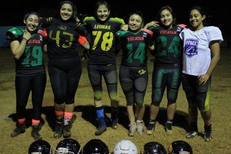 Poder yucateco fortalece la selección mexicana de futbol americana