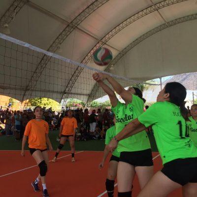 Destacada participación de Yucatán en la vigésima Espartaqueada Deportiva