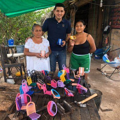 """Crean la marca """"Artesanos de Tekax"""" para impulsar las manos creativas"""