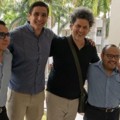 La banda de Luis Miguel ofrecerá clínica musical en la Universidad Modelo