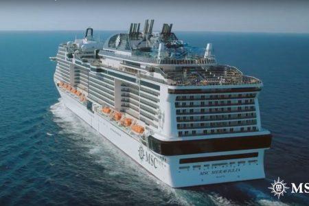 Cozumel niega atraque a crucero por temor a coronavirus