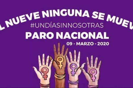 Senado se suma al paro nacional del 9 de marzo: Ramírez Marín