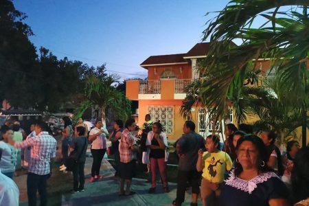 Vecinos de Hunucmá exigen al alcalde un freno a los incendios de casas
