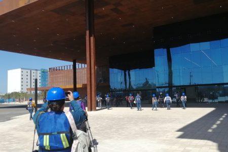 Prácticamente listo el nuevo Centro de Convenciones Yucatán Siglo XXI