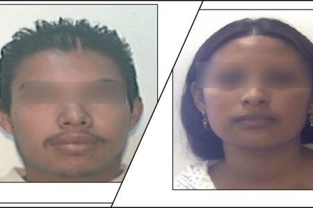 Giovana y Mario, los asesinos  de la niña Fátima en la Ciudad de México