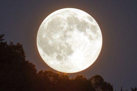 """La Luna se """"adueña"""" del cielo: será de nieve, súper y de crucifixión"""