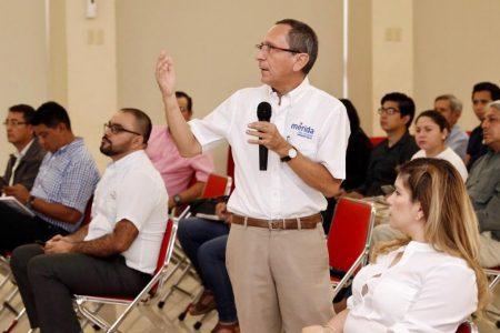 La participación ciudadana, clave para el avance de Mérida