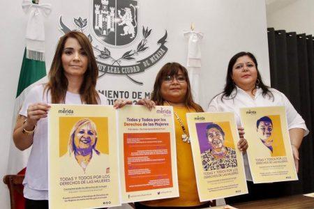 El Ayuntamiento impulsa la paridad de género en Mérida