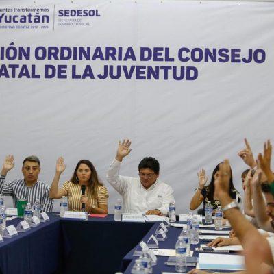 Los jóvenes, agentes de cambio en la transformación de Yucatán