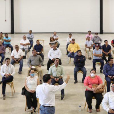 Mauricio Vila presenta ante los alcaldes el plan para enfrentar el Covid-19