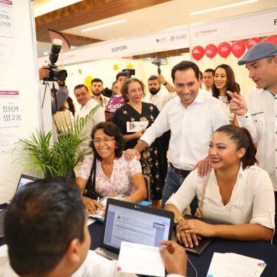 Ofrecen amplia variedad de empleos a mujeres yucatecas