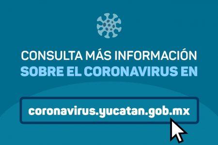 Nuevo sitio de internet y línea de atención telefónica por el coronavirus