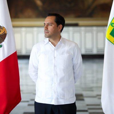 Mauricio Vila anuncia subsidios en pago de agua y basura, y descuentos en luz