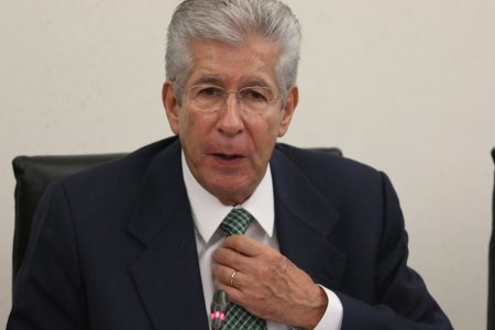 Hospitalizan de emergencia a Gerardo Ruiz Esparza, ex titular de la SCT