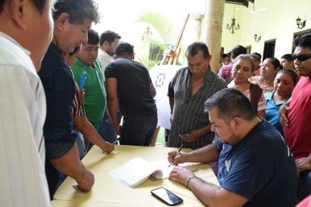 Ciudadanos piden cuentas por la fiesta del Niño Dios al alcalde de Espita