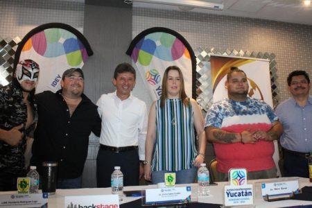 """Cada vez más cerca la función de lucha """"Rey de Reyes"""" en Mérida"""