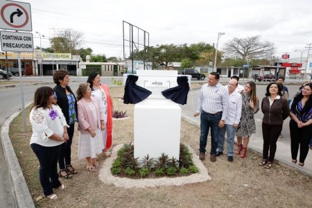La jurista Antonia Jiménez Trava ya tiene una calle con su nombre en Mérida