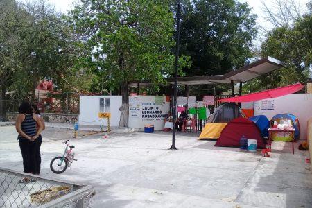 """Aumenta la tensión en la """"Jacinto Rosado"""": pretenden poner examen a los de sexto"""