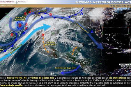 Empieza a calentarse Yucatán: pronostican 37 grados para mañana