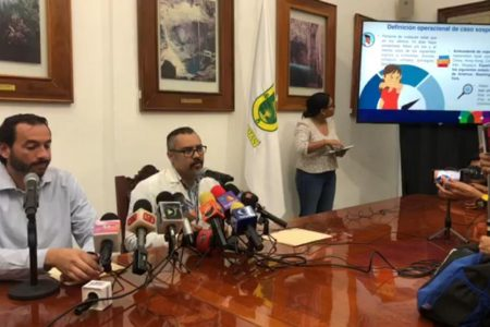 Confirman primer caso de coronavirus Covid-19 en Yucatán