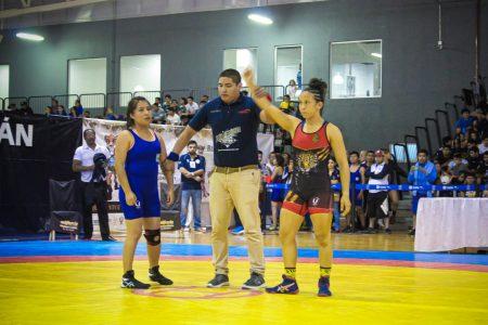 Luchadora yucateca logra su pase a la Universiada 2020: va por el bicampeonato