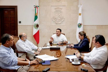 Renán Barrera crea partida presupuestal para afrontar la emergencia del Covid-19