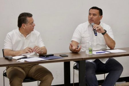 Renán Barrera anuncia apoyos para ayudar a las familias meridanas