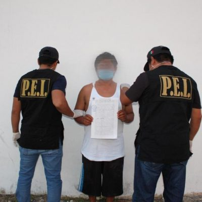 Detienen a incitadores de saqueos a supermercados en Yucatán