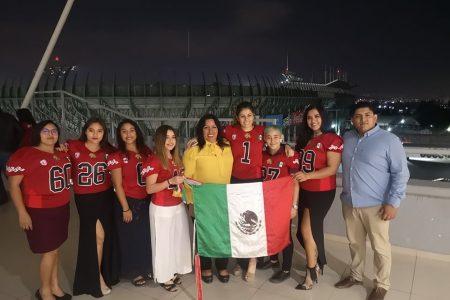 Siete aguerridas yucatecas, a poner en alto el nombre de México
