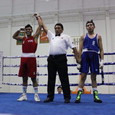 Boxeadores locales avanzan en el regional rumbo a los Juegos Nacionales Conade
