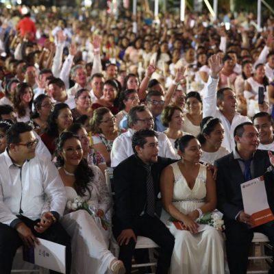 Por Covid-19, se posponen matrimonios civiles programados