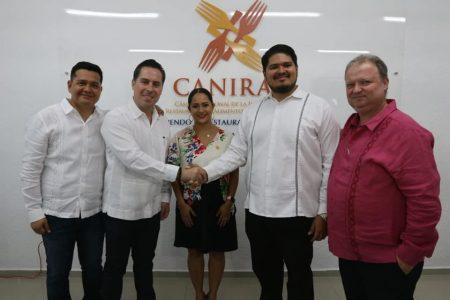 Concluye en paz la elección de restauranteros: Roberto G.Cantón, el nuevo dirigente