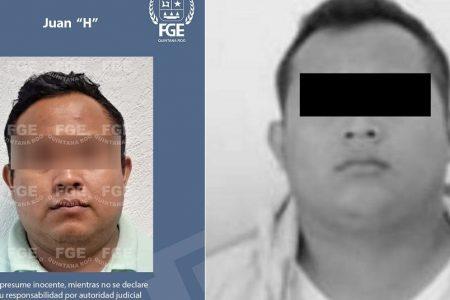 Cae en Mérida líder de los extorsionadores en Playa del Carmen