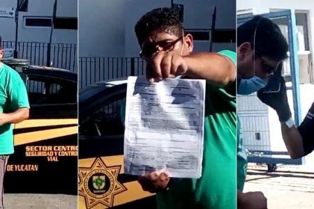 Incidente con sospechoso de Covid-19 a las puertas del O'Horán