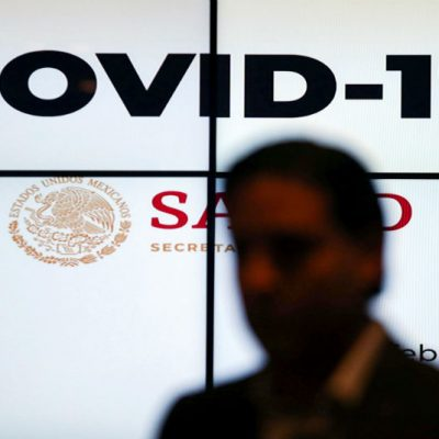 Sin gravedad, cinco casos de Covid-19 en México