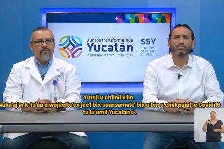 Actualización: Al domingo 22 de marzo Yucatán registra 19 casos de coronavirus