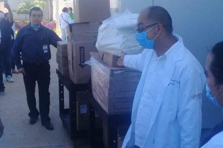Tras protesta en el Issste Susulá, 'aparece' material y equipo médico