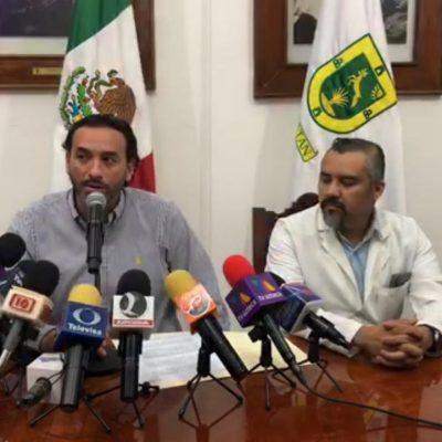 Detectan tres nuevos casos de Covid-19 en Yucatán; uno más está en análisis
