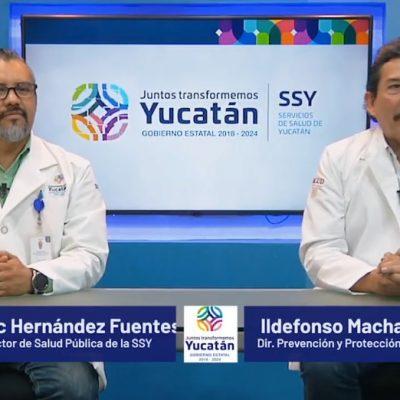 Sin nuevos casos de Covid-19 en Yucatán, pero hay una paciente en estado delicado