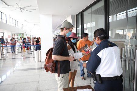 Quinto caso de Covid-19 en Yucatán se contagió en Estados Unidos