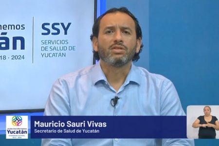 Se frena el Covid-19 en Yucatán: se mantienen 13 casos y 11 bajo análisis