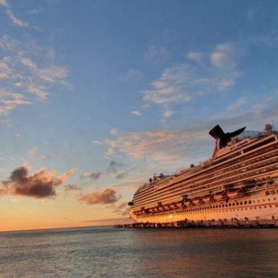 Otra afectación del Covid-19: suspenderán llegada de cruceros a Yucatán