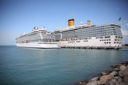 Por coronavirus, Progreso dejará de recibir cruceros durante 30 días