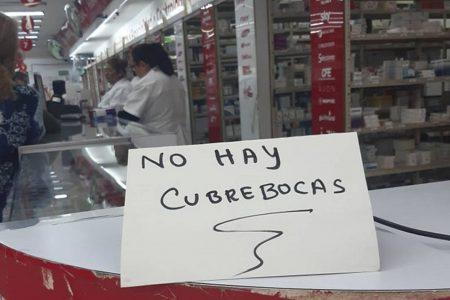 Profeco detecta abuso en gel antibacterial y cubrebocas en Yucatán